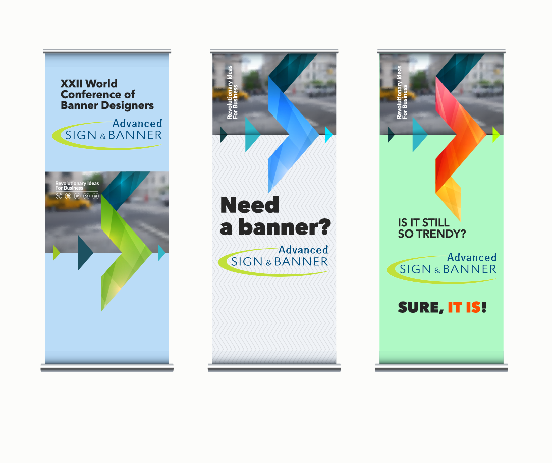 Banners for all your business needs