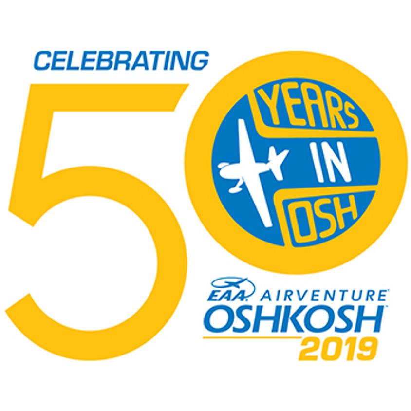 AirVenture 2019 at Oshkosh Chapter Meetup