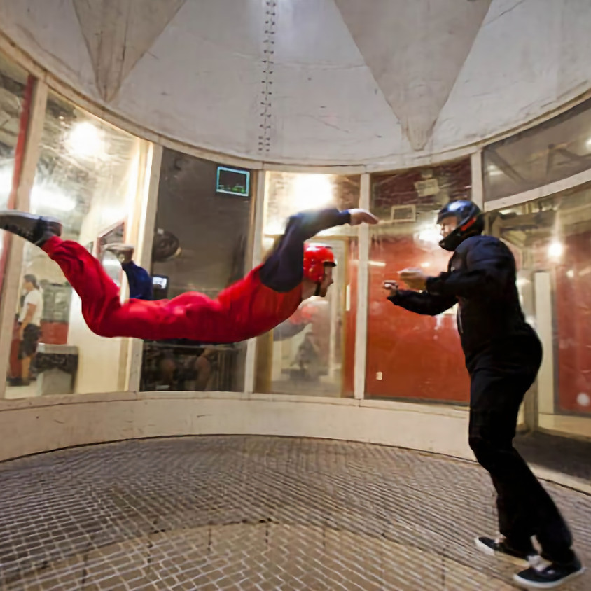 Fly Out to Eloy for Breakfast and optional Indoor Skydive