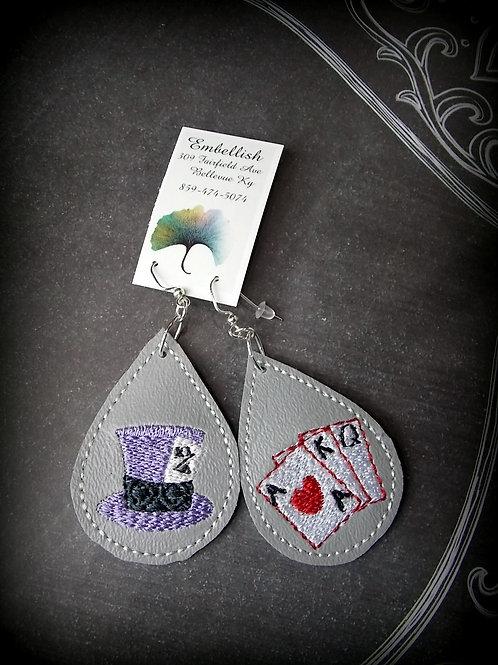 Wonderland Earrings