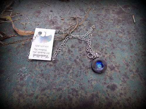 Little blue pendant