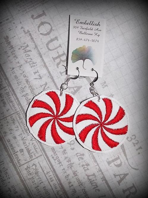 Peppermint Earrings