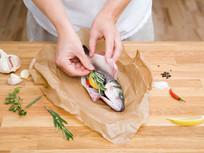 Frischfisch Bestellungen für die Feiertage