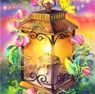 Spring Lantern