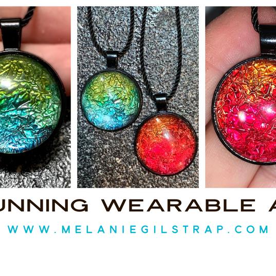 Stunning Wearable Art