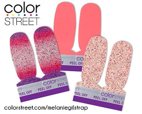 Color Street Nail Strips Twosies FREE Sample
