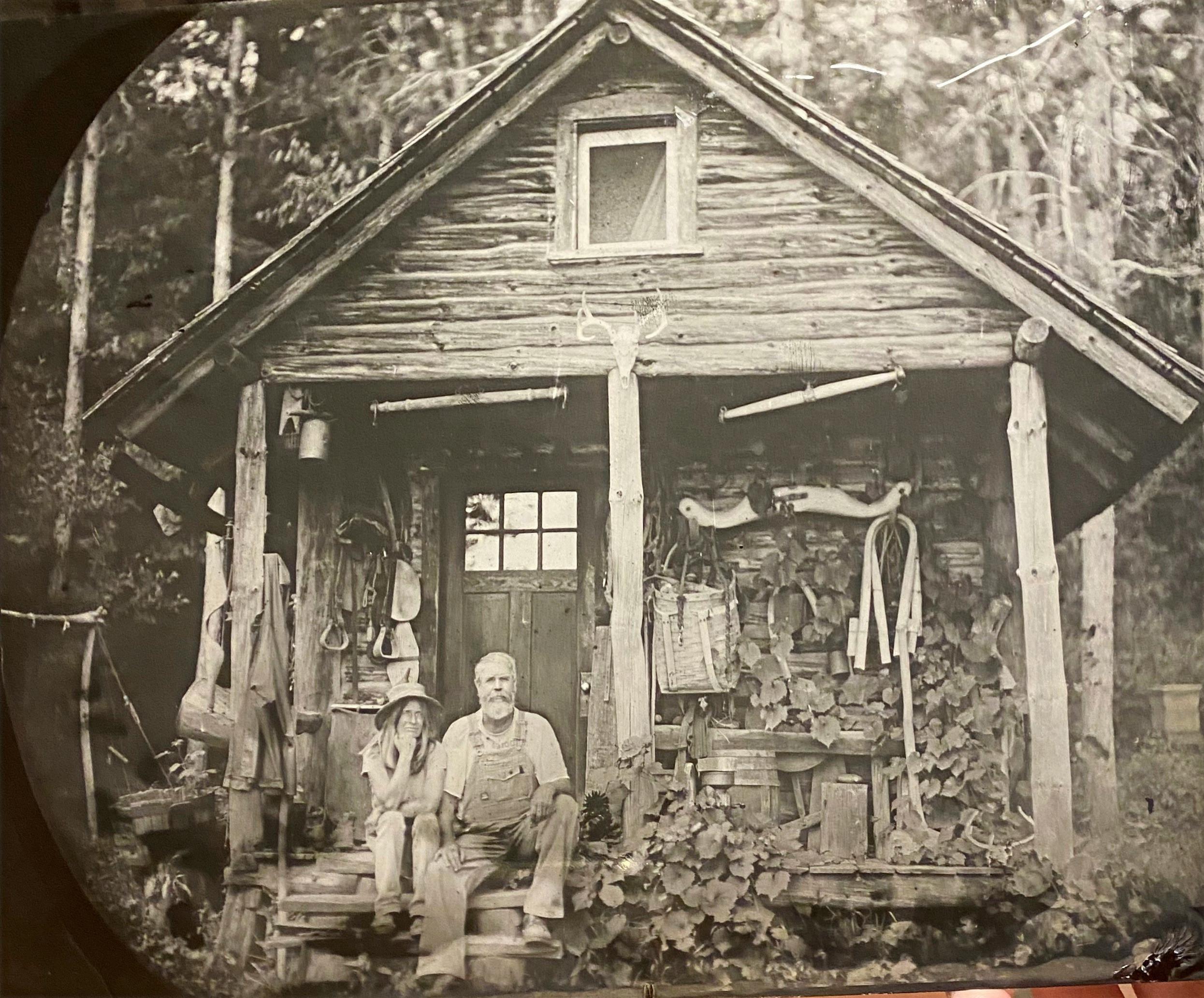 Tintype House Call