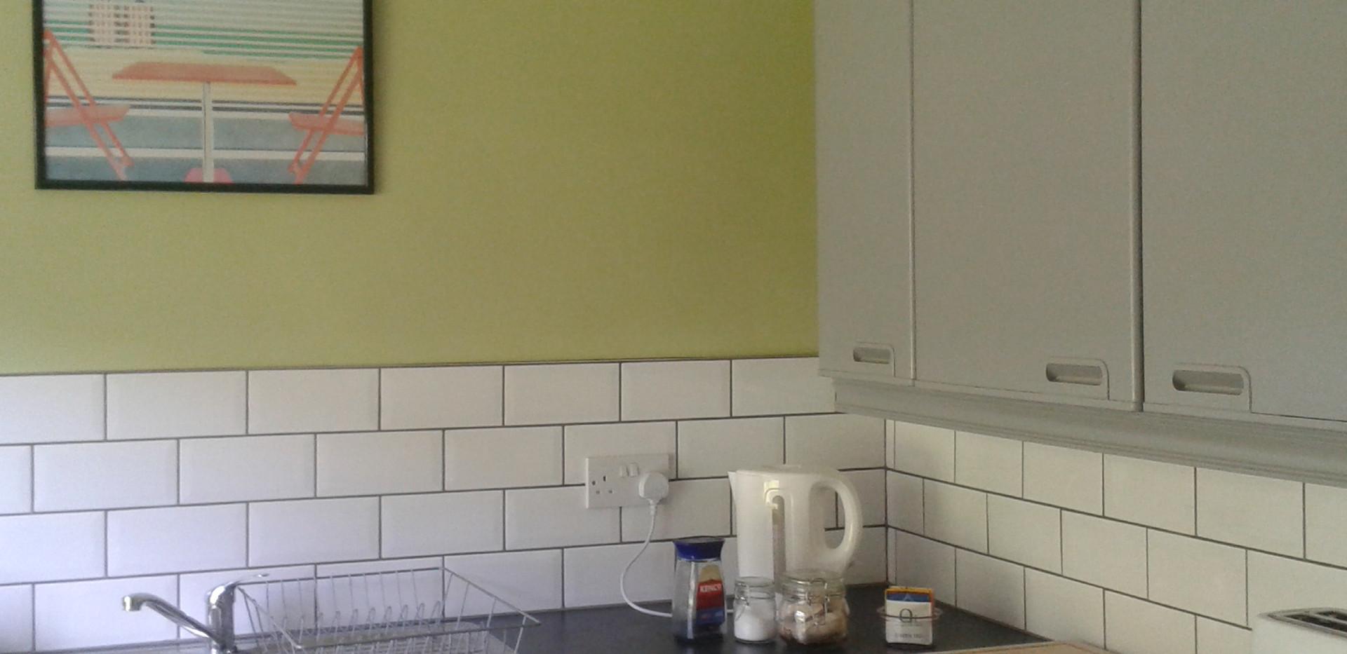 Kitchen Apartment 1 (b)