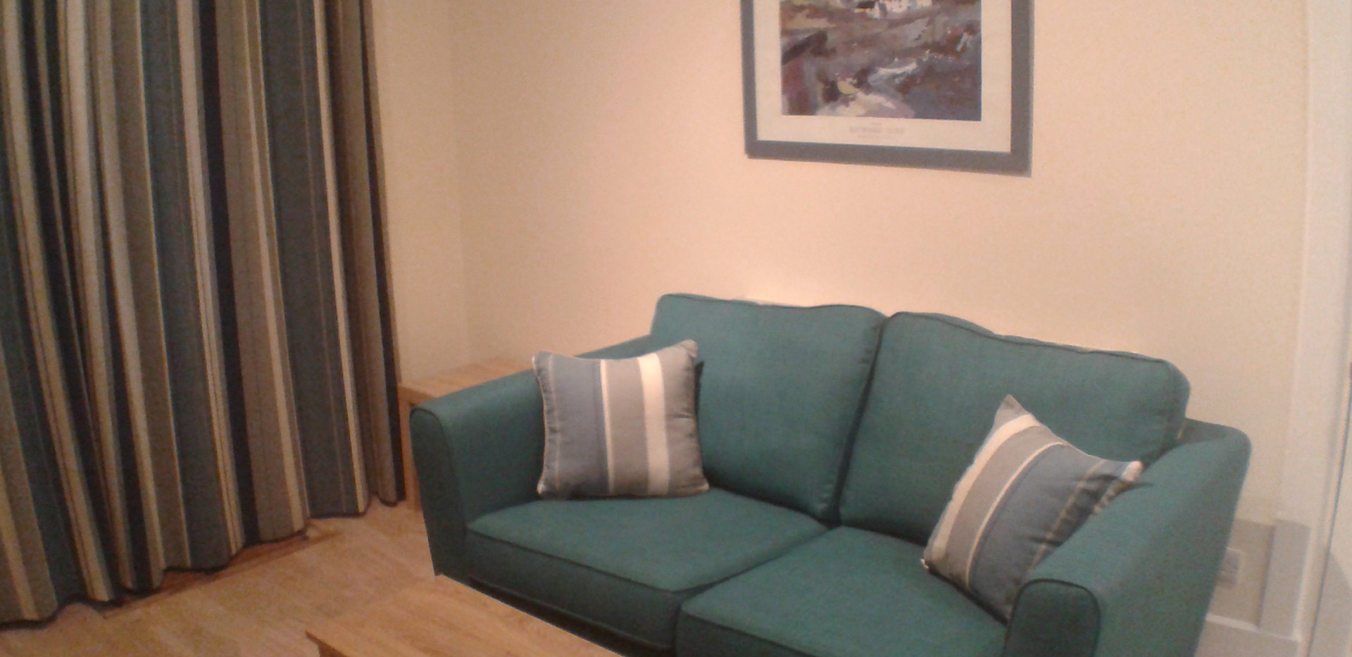 Open plan Living, Dining, Kitchen Area Apartment 2 (d)