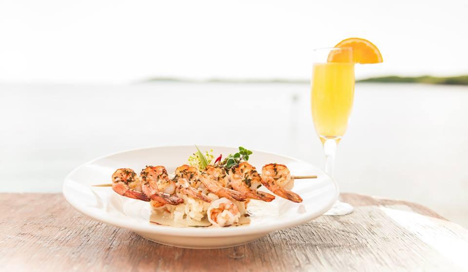 Shrimp Two Ways Entree