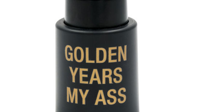 GOLDEN YEARS WINE STOPPER