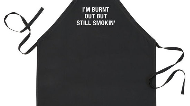 Still Smokin' Apron