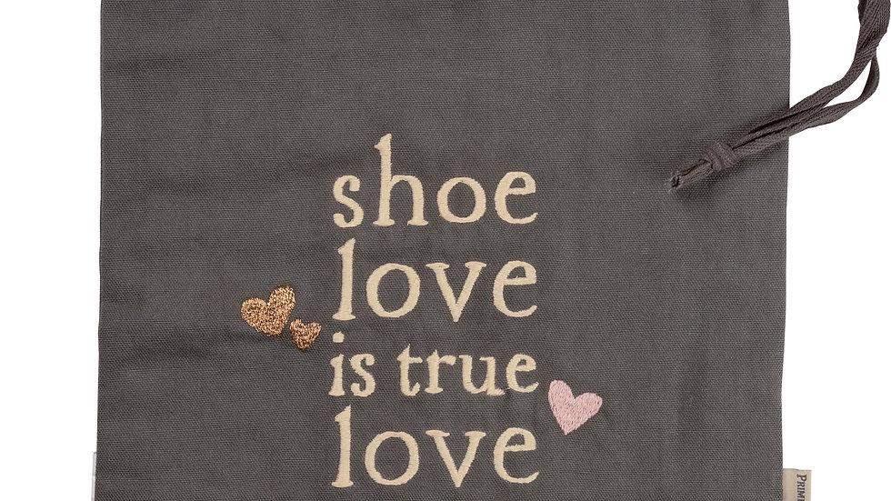 Shoe Bag - Shoe Love Is True Love