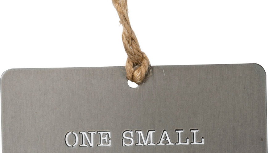 Ornament - One Small Positive Thought