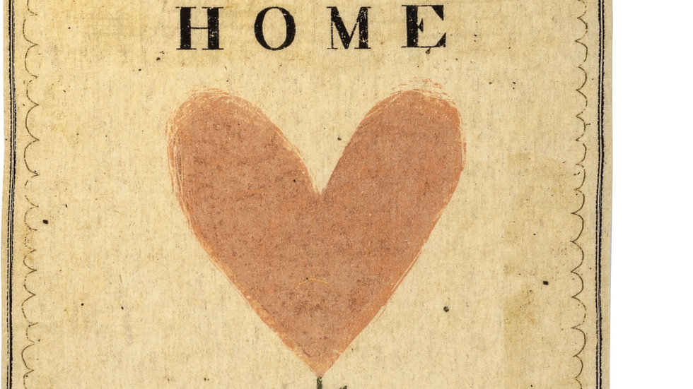 Dish Towel - There Is Love In This Home