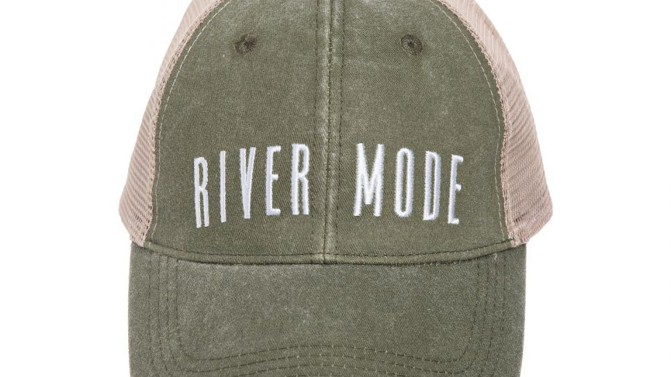 Distressed Hat, River Mode