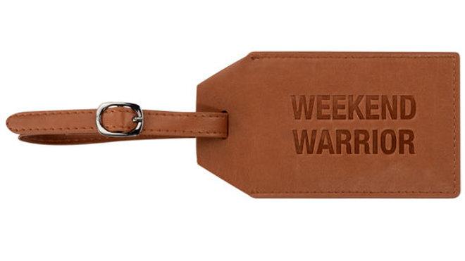 Weekend Luggage Tag