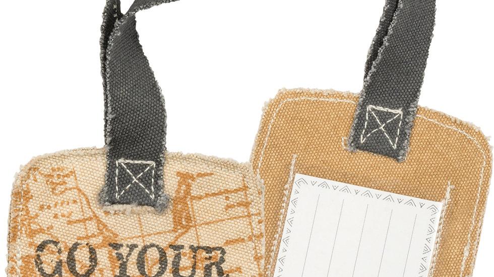 Luggage Tag - Own Way