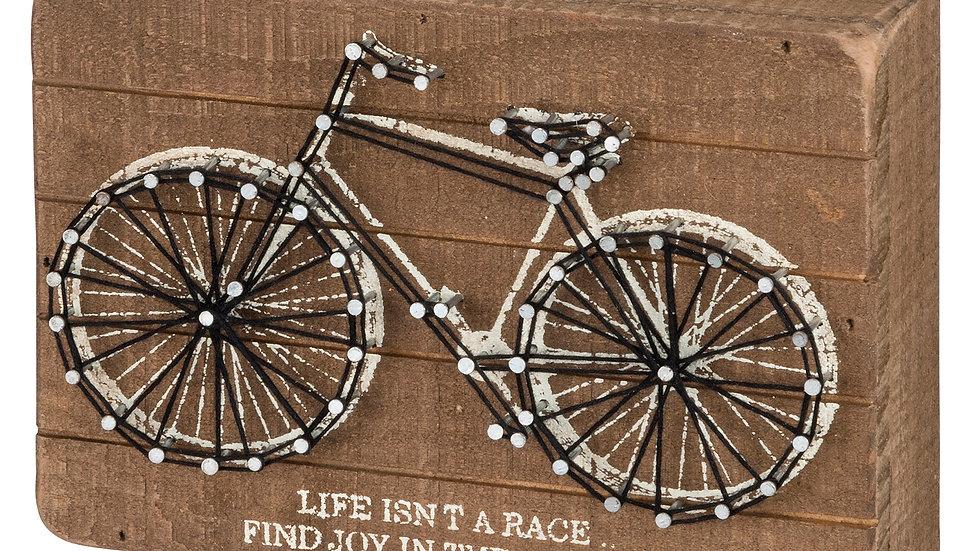 String Art - Life Isn't A Race