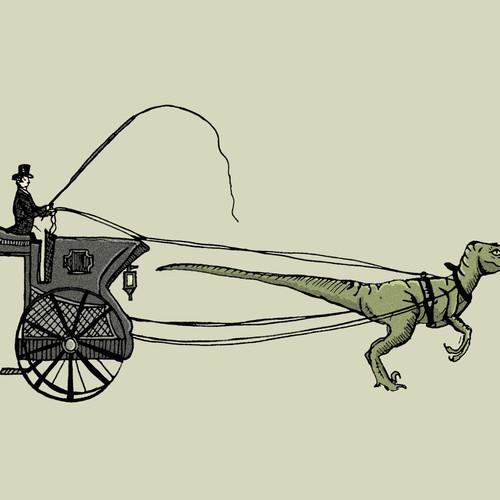 Velociraptor Carriage