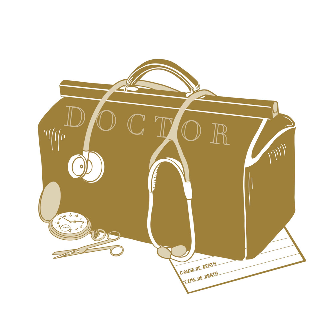Vintage Doctor's Bag