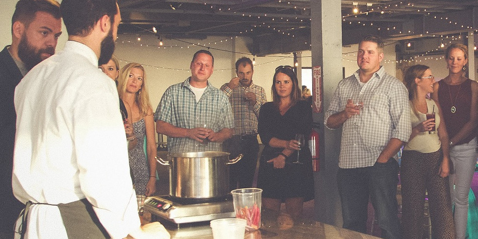 Farm Fresh Cooking Class Series ( Derek Preston)