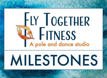 Fly Together Fitness Milestones Program