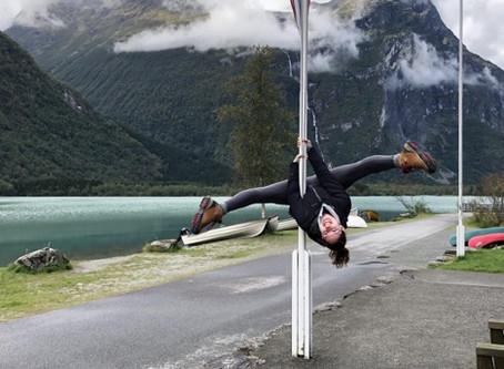 Five reasons to start pole dancing