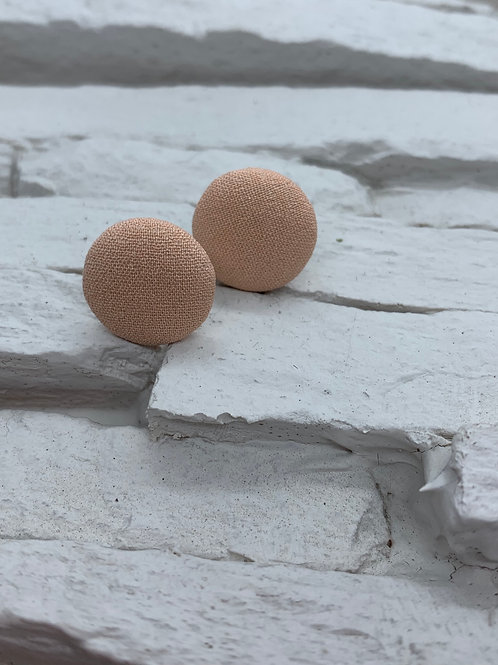 Material Studs - Nude