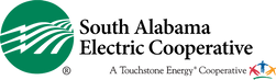 South Alabama Electric Cooperative logo