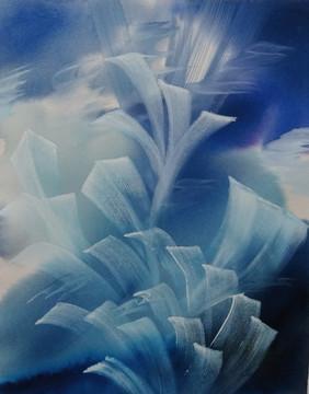 """Blue Awakening"" by Ruth Weiss"