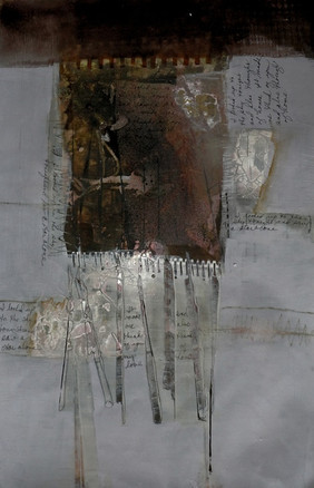 """""""Poetic Process"""" by Sue Pink"""