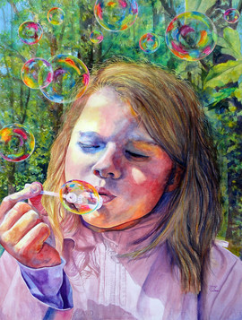 """""""Like a Rainbow"""" by Judy Lavoie"""