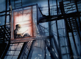 """Midnight"" by Christopher Wynn"