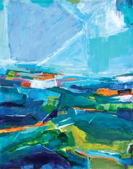 """""""Island Daze"""" by Cindy Vener"""