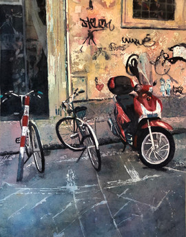 """""""Want a Ride"""" by Angela Lacy"""