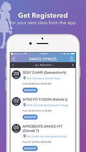 Fit and Fabulous App