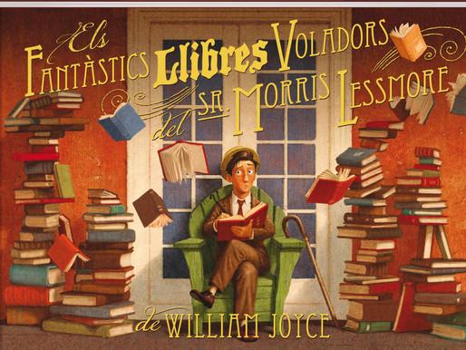 Els fantàstics llibres voladors del Sr. Morris Lessmore, de William Joyce