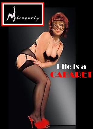 Die Nylonparty - Life is a CABARET