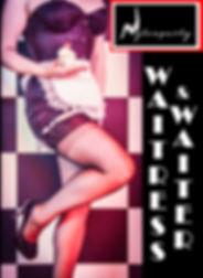 Die Nylonparty - WAITRESS & WAITER