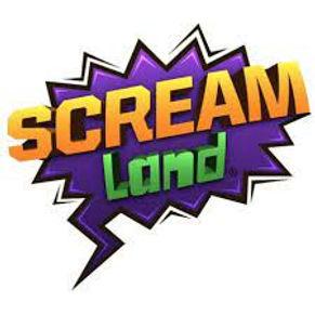 Entretenimientos scream land.jfif