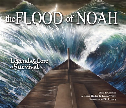 The Flood of Noah, Legends and Lore