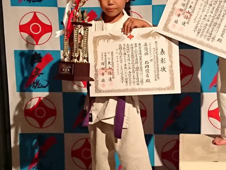第23回全日本少年少女空手道選手権グランドチャンピオン決定戦