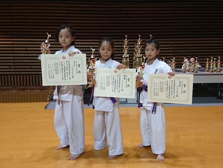 第7回愛媛県空手道選手権大会