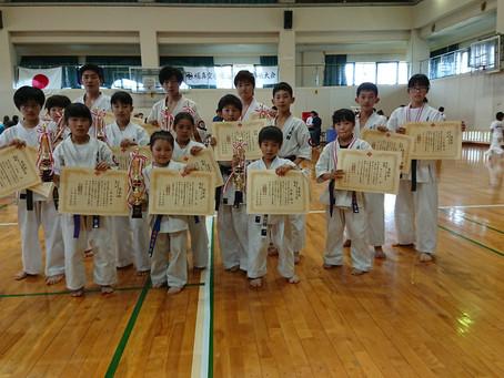 第11回極真会館広島県空手道選手権大会