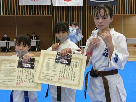IBKO第12回全日本空手道選手権大会