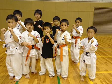 第3回全日本空手道ジュニア新人育成選手権広島大会