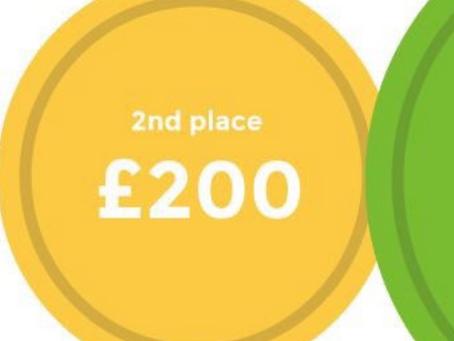 HAB Antibullying awarded £200 from Asda's Green Token Scheme