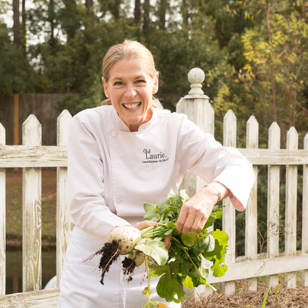 Chef Laurie Erickson