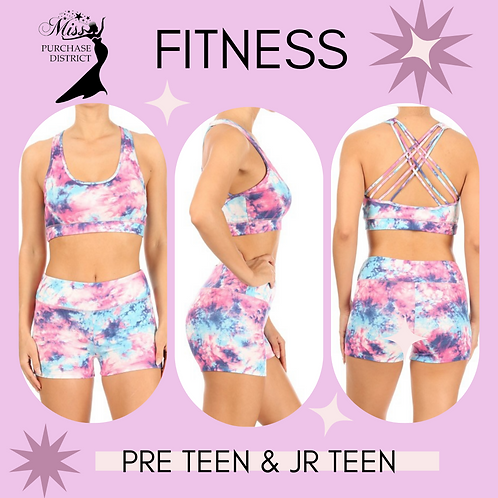 PRE & JR Teen Fitness